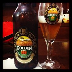 GOsto maravilhoso e no nariz aquele delicioso aroma de canela, Baden Baden Golden uma Brasileira que dá orgulho!