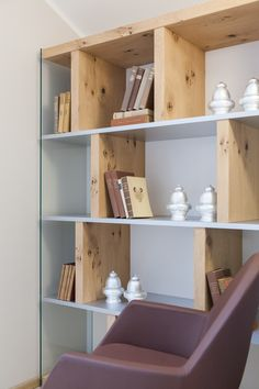 Eugendorf - Classic 157 S Modern, Bookcase, Shelves, Classic, Home Decor, Environment, Classical Architecture, Attic Rooms, Homes