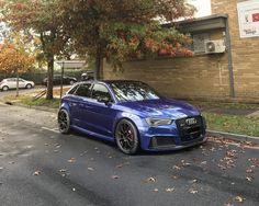 RS3 #dadriver #Audi #RS3 @audispain