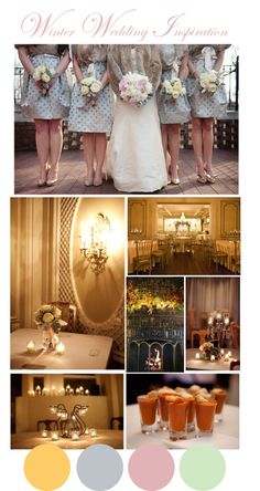 Winter Wedding Inspiration | Loose Mansion | Kansas City Weddings