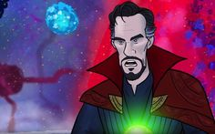 Animated Parody Gives Alternate Endings to Doctor Strange Scenes as Well as Its Climax - http://www.entertainmentbuddha.com/animated-parody-gives-alternate-endings-to-doctor-strange-scenes-as-well-as-its-climax/