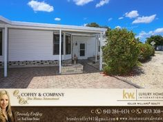 Open House Saturday from 11am to 2pm! #realestate   #bradenton   #canalfront