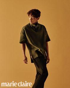 Lee Jun Ki - Marie Claire Magazine September Issue '16