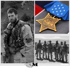 Thank You for your sacrifice! RI*P Michael Murphy from SEAL Team 8 #military #special forces #operator #navyseals