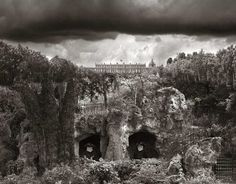 Thomas Barbey - The Guards of Versailles