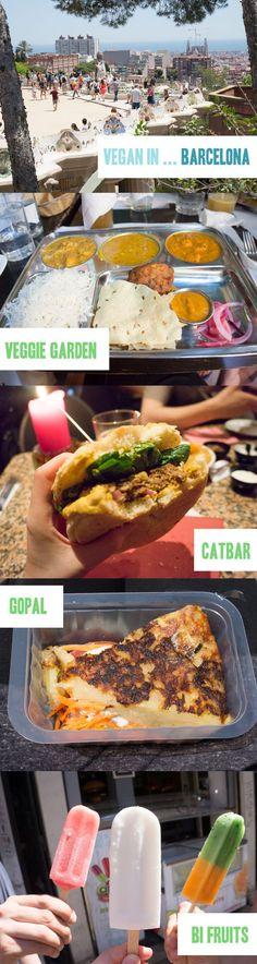 Vegan in ... Barcelona, Spain; #Vegan Travelling