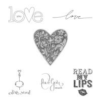 Best Of Love Stamp Set -- by Stampin' Up!  What else would you expect from a February set than images that will help you make that perfect Valentine? Share the love with the Best of Love set!   Order From:  http://www.stampinup.net/esuite/home/jmallendorf