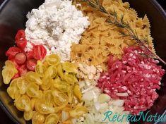 Découvrez la recette Farfalle façon one pot pasta aux lardons, chèvre frais et romarin sur cuisineactuelle.fr.