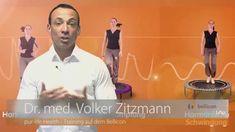 Dr. Volker Zitzmann über das Health-Training auf dem bellicon® Minitrampolin