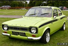 Escort Mk1, Ford Escort, British Car, Mk 1, Vintage Sports Cars, Ford Classic Cars, Hui, Custom Cars, Motors