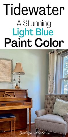 Tidewater Paint Color Review - Sherwin Williams