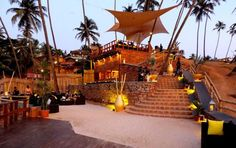 10 of the Hottest Clubs, Bars and Beach Shacks in Goa: Chronicle  For Bookings http://www.toursandtravelsinindia.com/tour_booking_india.html