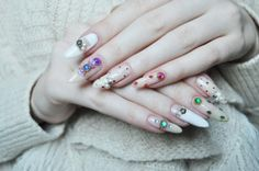 Inspired by...Japanese nail art (part 1) | Abbienail