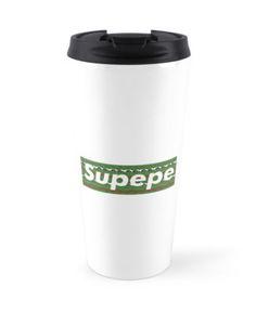 Supreme Pepe Box Logo