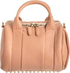 We Love this Alexander Wang Rockie Duffle in Nude