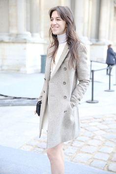 Charlotte Gainsbourg : la beauté à la parisienne