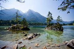 Hintersee im Berchtesgadener Land – Kleinod neben dem Königssee