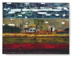 Peter Doig (b. 1959) Road House