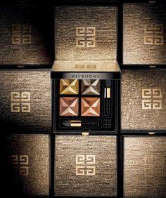 Рождественская коллекция макияжа Givenchy Audace de l'Or Christmas 2016 Collection