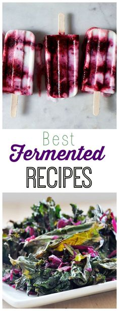 Check out everything you need to know about fermentation and probiotics & get my favourite Fermented Recipes by some amazing food bloggers and RDs! #fermentation #nutrition