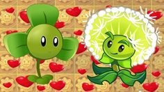 Plants vs Zombies 2 Event: Dandelion And Blover - Perfect Couple