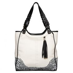 Cheetah Tote - Upscale Accessories for Mom - Events