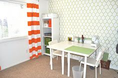 Suburbs Mama: Our Craft Room
