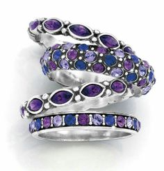 purple loveeeee ♥ _♥ |Fashionista-Princess-Jewelry.tumblr.com |@fashionistaprincessjewelry