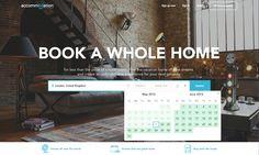 Accommodation - Vacation home - Calendar picker