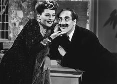 Groucho Marx-A Night in Casablanca