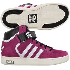 adidas honey hi grau rosa