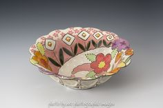 Pottery by artist Colleen McCall!