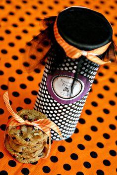 Pringles Upcycle for Halloween