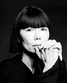 Rei Kawakubo, fashion designer  COMME des GARCONS