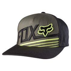 Fox Racing Men's Become Flexfit Hat