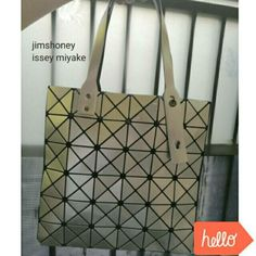 Saya menjual ISSEY MIYAKE BAG / TAS seharga Rp125.000. Dapatkan produk ini hanya di Shopee! https://shopee.co.id/titalois/14780233 #ShopeeID