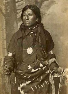 Augustine - Jicarilla Apache - circa 1890 ༺ ♠ ༻*ŦƶȠ*༺ ♠ ༻