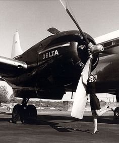 Ok,  Captain - ignition! (Delta Airlines)