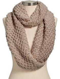scarf pattern idea