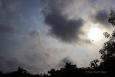 Mumbai daily: Mumbai monsoon sky