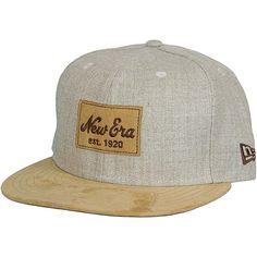 9ae255eaa9b New Era 59FIFTY Cap Heather Suede beige camel New Era