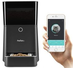2017 New Petnet SmartFeeder, Automatic Pet Feeder for Cats and Dogs Automatic Cat Feeder, Pet Feeder, Dog Cat, Pets, Animals And Pets, Auto Cat Feeder