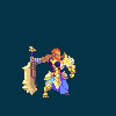 professionalmanlyguy69:If you follow me on Twitter you've had a chance to keep up with some of the characters I've been animating for Duelyst. If not, here's a sample!