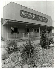 "Ponderosa Steakhouse...an ""affordable"" steak!"