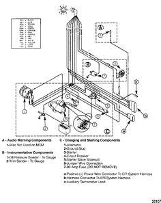 mercruiser 454 502 mpi mag bravo gen vi wiring harness. Black Bedroom Furniture Sets. Home Design Ideas