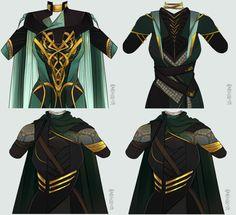 Loki Cosplay, Loki Costume, Anime Outfits, Cool Outfits, Character Concept, Character Art, Foto Cartoon, Lady Loki, Fantasy Dress