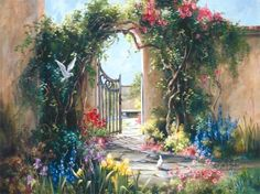 Sweetheart's Gate by Marty Bell