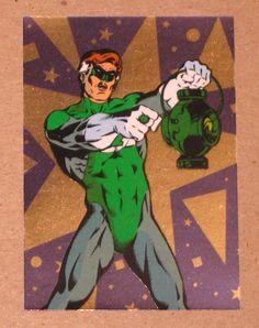 JLA Classified Classic S3 Green Lantern Hal Jordan AF MINT