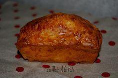 Mini cakes moelleux au chorizo et au Comté
