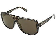 06b56395af VonZipper Roller (Quartz Tortoise Copper Chrome) Athletic Performance Sport  Sunglasses. Round out